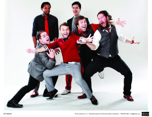 Six Appeal @ The Historic Shuler Theater | Raton | New Mexico | United States