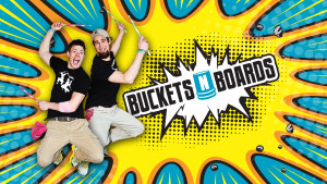 BucketsNBoards Set for Mom's Day