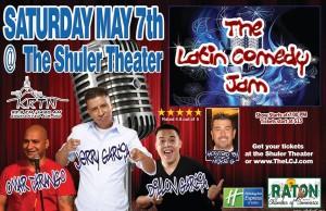 The Latin Comedy Jam Returns!