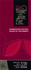 Music from Angel Fire 2016
