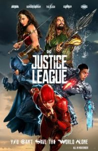 Justice League - Nov., 19 Matinee