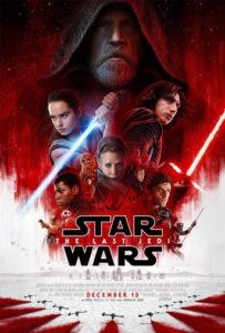 Star Wars -  Jan. 7 @ 4 pm