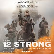 12 STRONG - Feb. 15 @ 7pm