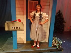 The Wizard of OZ - August 8 @ 7 pm