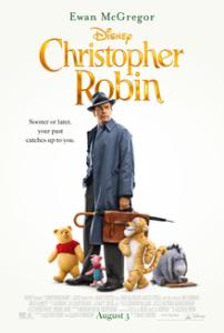 Christopher Robin - Aug. 23 @ 7pm