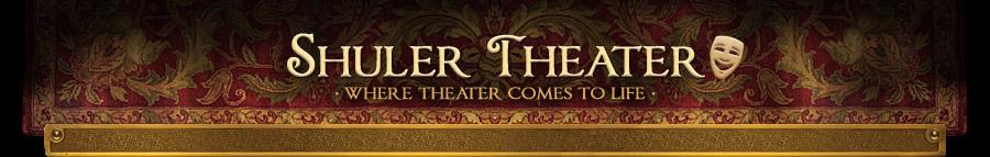 The Historic Shuler Theater Logo